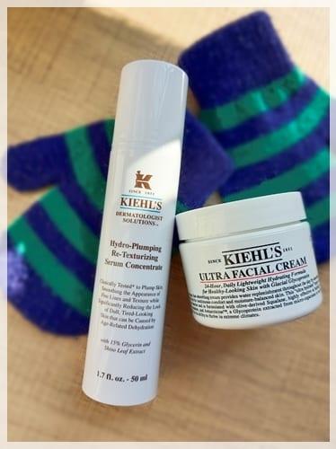 親膚零負擔。敏感乾燥肌必備 ♥ Kiehl's全新醫學保濕導入精華&特效保濕乳霜 ... ...