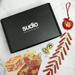 時尚簡約♥新年禮物之選►瑞典Sudio ♫ Tolv真無線藍芽耳機+限定優惠 ...