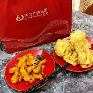 安在家中♥歎點心►東海 x Foodpanda 外賣