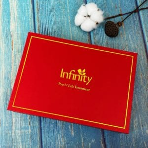 家用無針埋線療程 ♥ 3分鐘即時提拉輪廓►Infinity Pro-V Lift Treatment ...