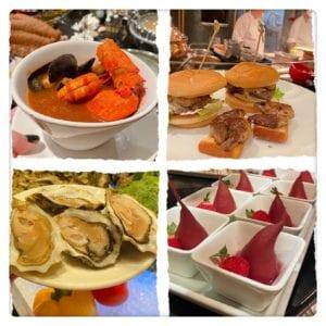 6折任食和牛、鴨肝、生蠔►Novotel夏日法式自助晚餐
