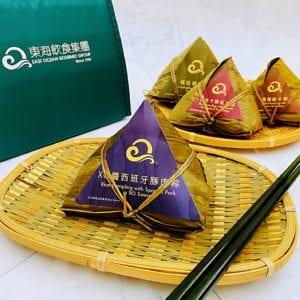 本地人手製 ♥ 絶無防腐劑 ►東海傳統 x 新口味端午粽