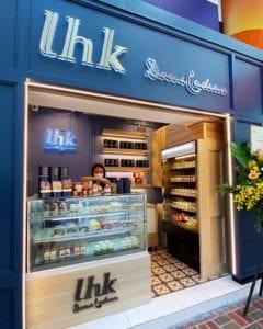 潮食燕窩►LHK Doux Cadeau法式甜品店