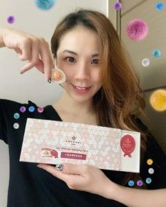 抗糖。Lock膠原 ♥ 終極抗老術!►日本COCOCHI小肌蛋+提亮淡斑面膜