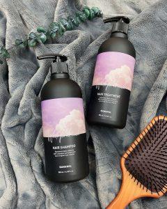 洗髮露推薦 ♥ 順滑x蓬鬆x香氣!►韓國BANANAL胺基酸香氛洗護系列