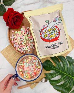 自製打卡飲品、早餐 ♥ 打造Home Café ►Mallow Pop RAINBOW 乾燥棉花糖