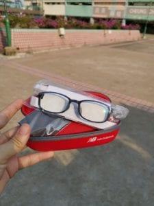 New Balance ELOCK 兒童眼鏡框