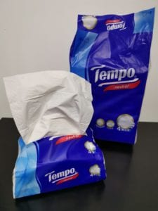 OH!爸媽試用中心 - Tempo 袋裝紙巾