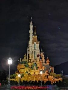 迪士尼新城堡 影相視角