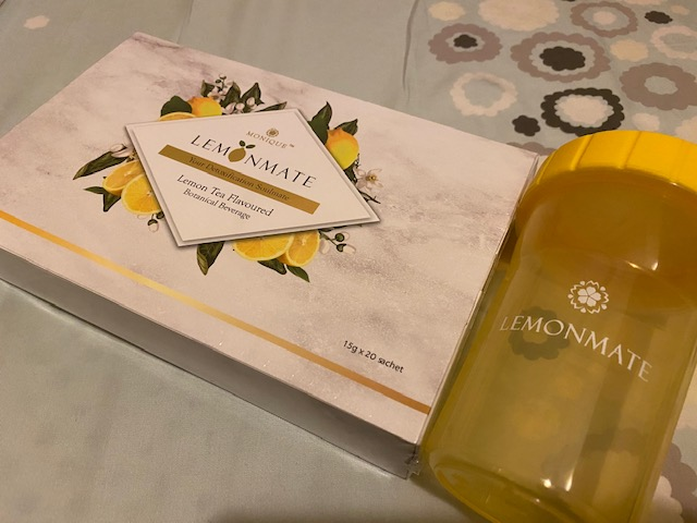 LEMONMATE  檸檬仔 -雙幹細胞三益生菌排毒飲品