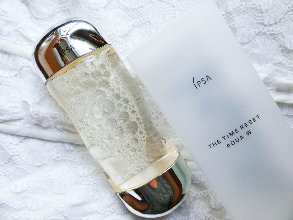 ▌保養 ▌補濕好用推介 ♥ IPSA The Time Reset Aqua W 流金水…